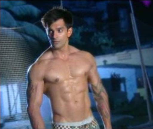 hot body shirtless indian bollywood model amp actor karan