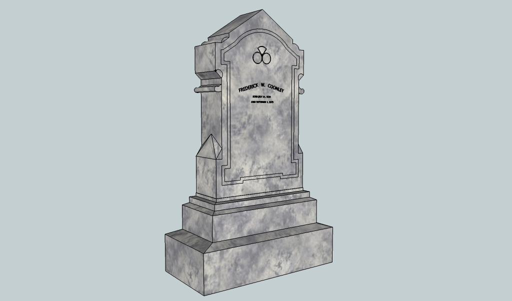 tombstone project The gravestone project has two levels of data collection the first is the location of graveyards, which requires the use of a gps the second is the measurement of the weathering of marble and.