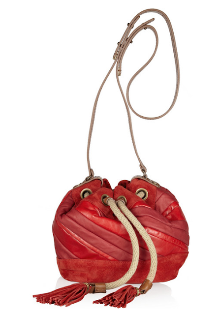 Lanvin Gaby Bucket Bag