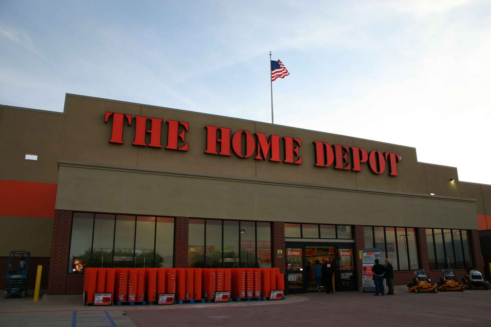 Home Depot House And Home