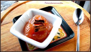 confettura di pere e cannella