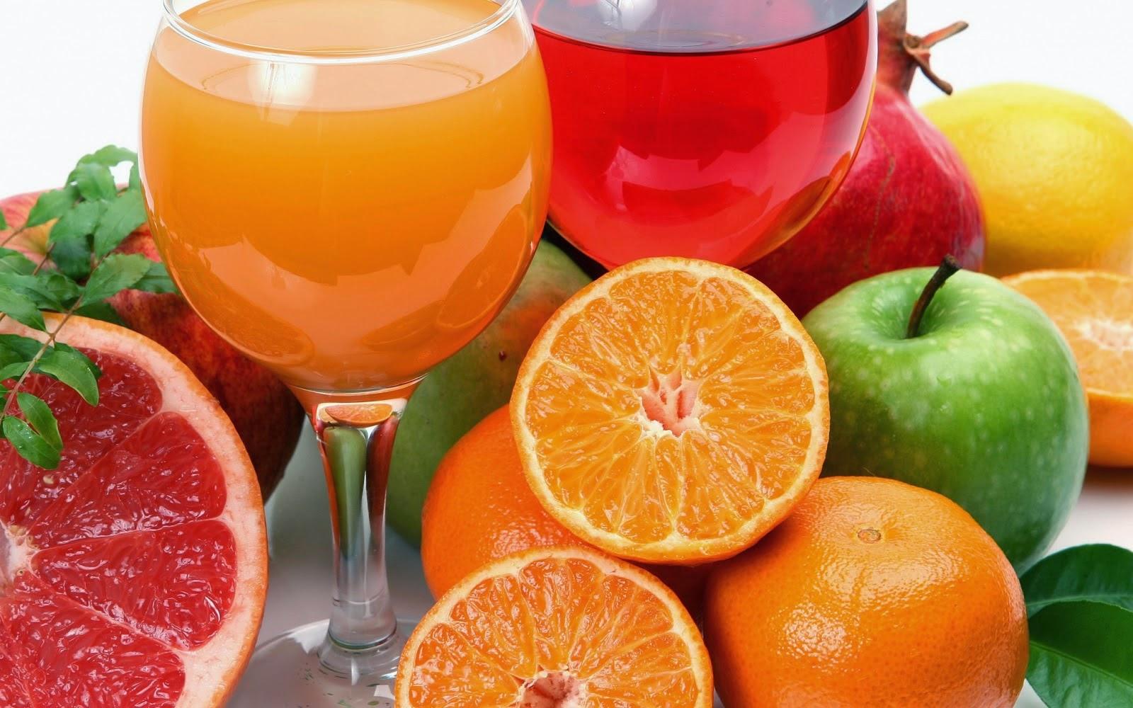 Beberapa jus yang bisa memutihkan kulit