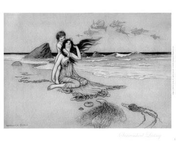 Seawashed Maiden