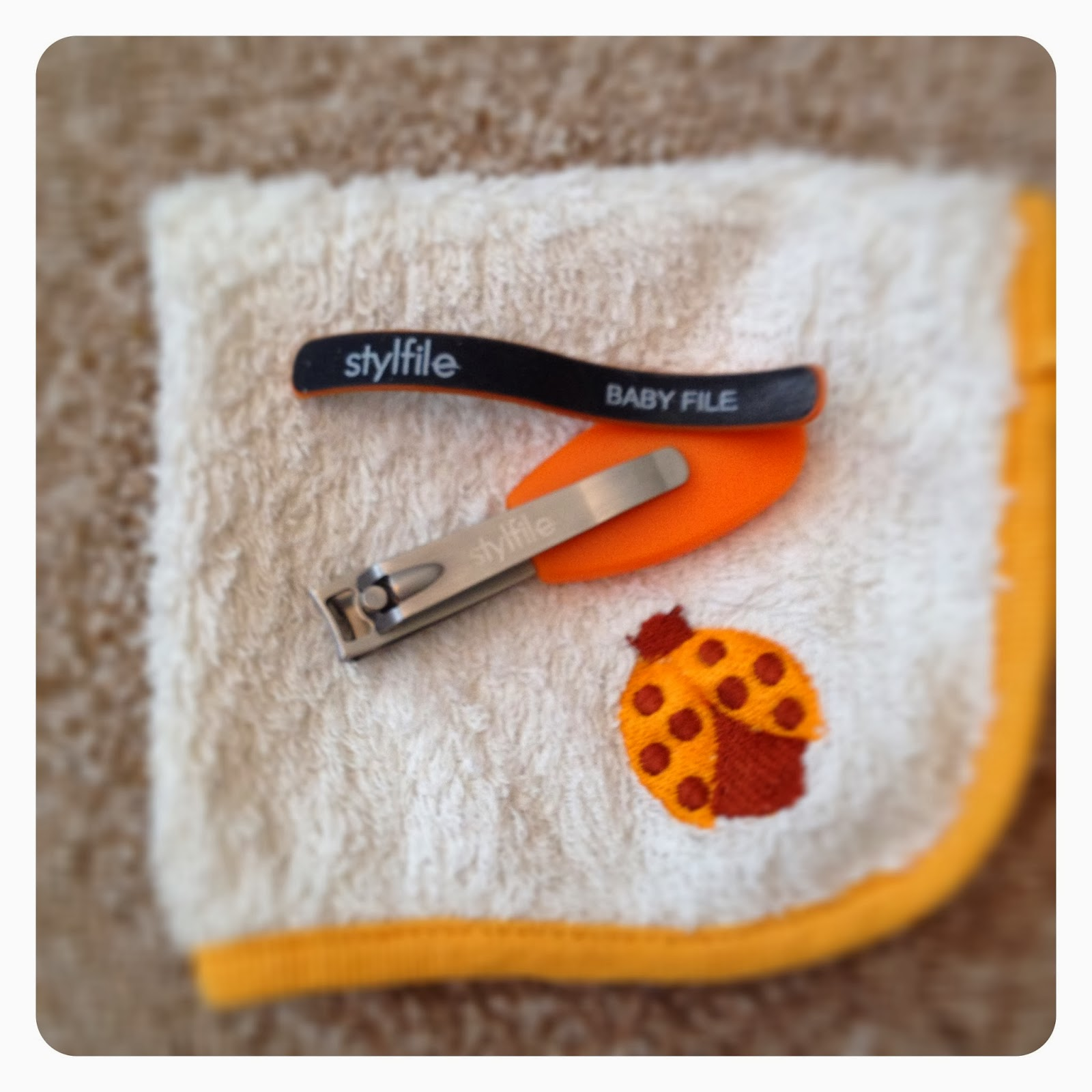 Why Stylfile baby nail clippers are the best EVER  | V. I. BEAUTY