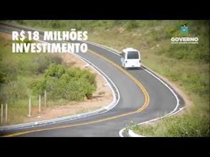Recuperação de estradas do RN