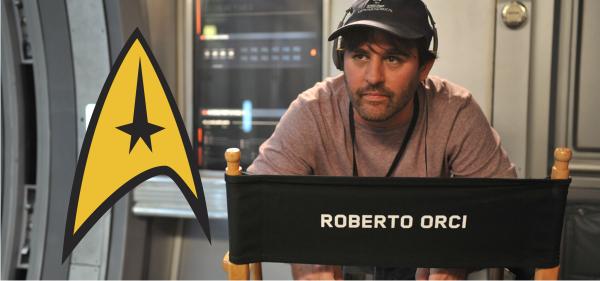 Roberto Orci confirmado na direção de Star Trek 3