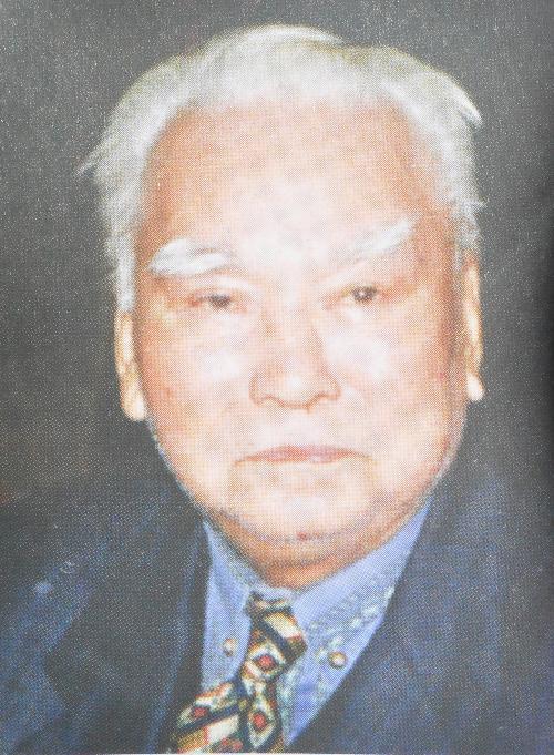 Nguyên Phó Chánh án TANDTC Lê Giản