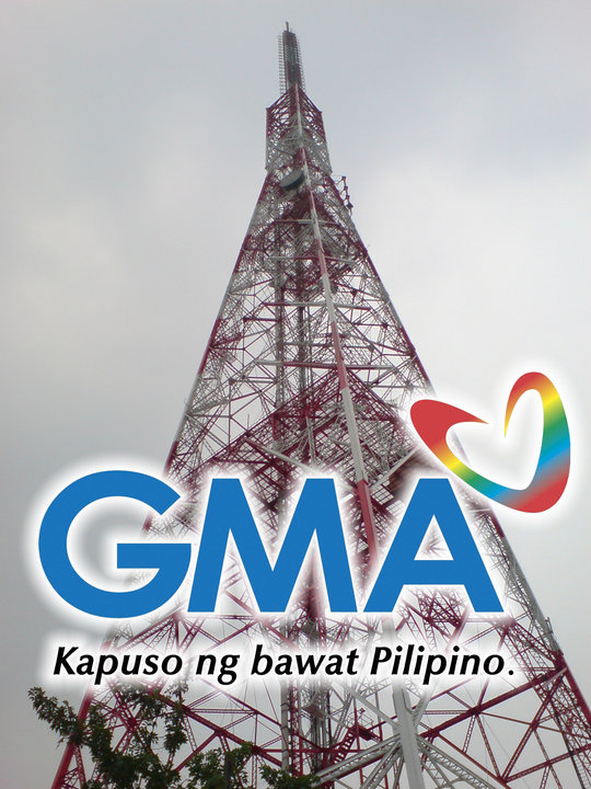 of awards won by GMA compared to previous years, and the Network