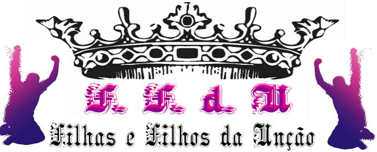 FILHAS E FILHOS DA UNÇÃO