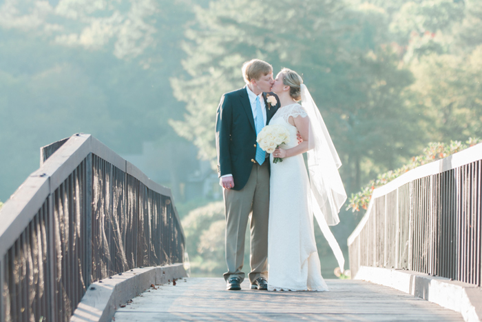 Bride and Groom Grandfather Golf and Country Club | Boone NC Photographer