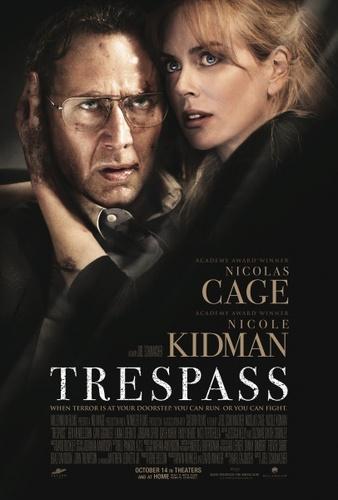 Poster de Trespass