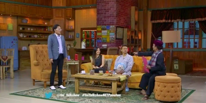 ini talkshow sule andre