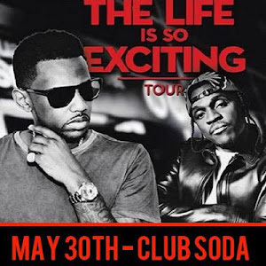 THE LIFE IS SO EXCITING TOUR | MAY 30th | MONTREAL