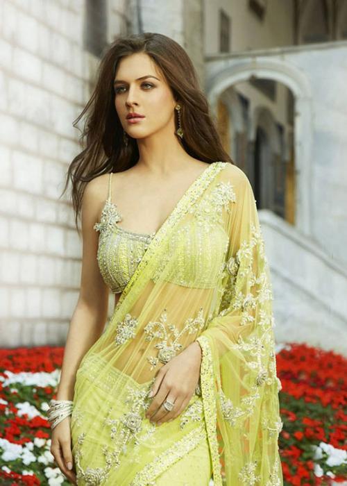 New indian saree latest saree fashion