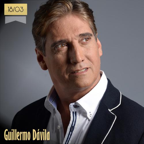 18 de marzo   Guillermo Dávila - @gdavilaoficial   Info + vídeos