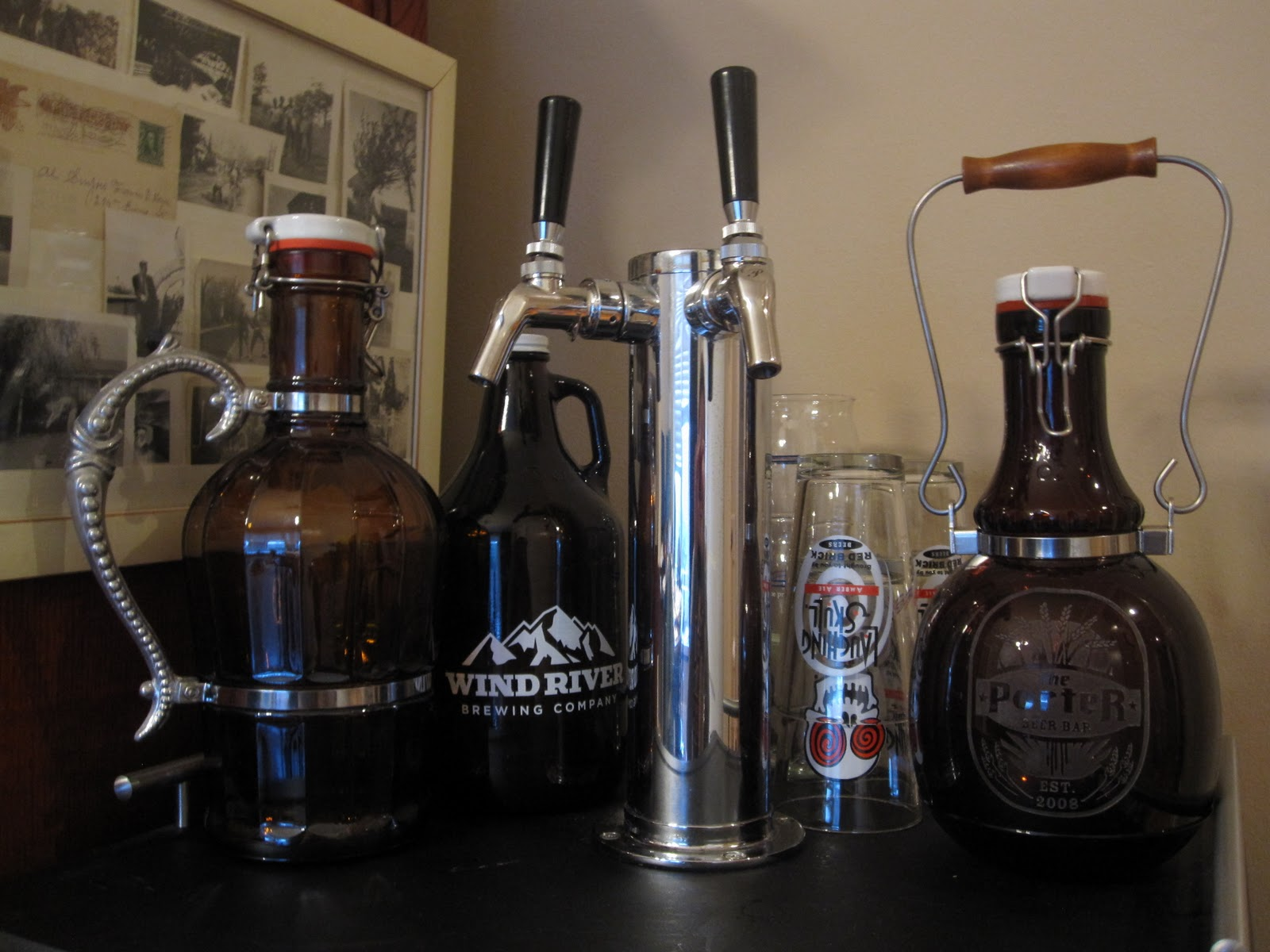 how to get draft beer at home