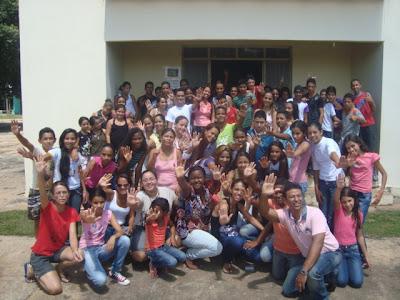 2º Intercâmbio Missionário em preparação à JMJ, em Tocantins