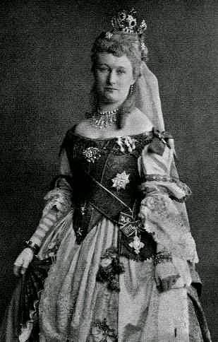Auguste Viktoria, impératrice allemande, reine de Prusse 1858-1921