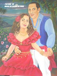 Adriana e Marcio-Amor cigano
