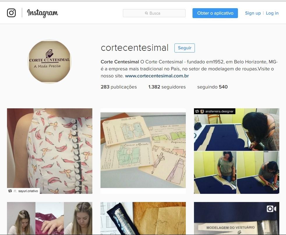 Curta o nosso Instagram