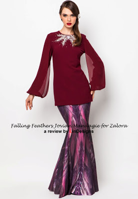 New dress for hari raya 2013 by Jovian