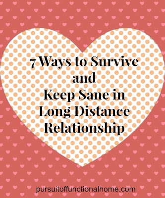 7 Ways to Survive and Keep Sane in Long Distance Relationship