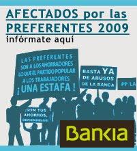 Afectados Preferentes 2009