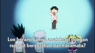 Hunter X Hunter 63 Subtitle Indonesia