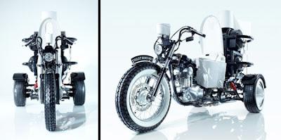 Sepeda Motor Bertenaga