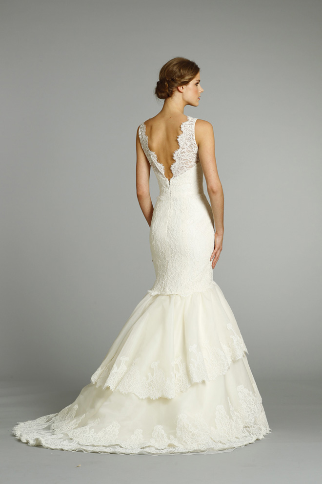 Jim hjelm bridal collection fall 2012 my dress of the for Jim hjelm wedding dresses