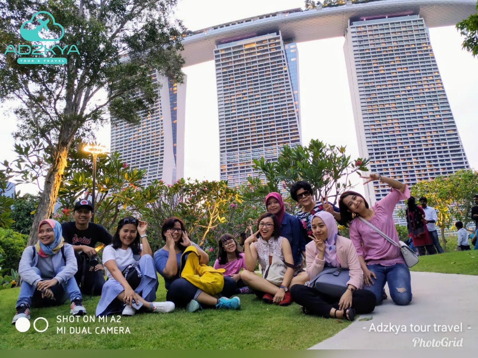 OPEN TRIP SINGAPORE 13 - 15 APRIL 2019