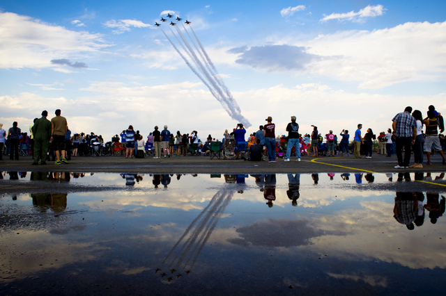 Rocky Mountain Air Show, Thunderbirds