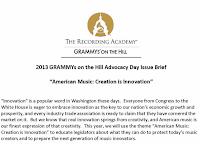Recording Academy Advocacy