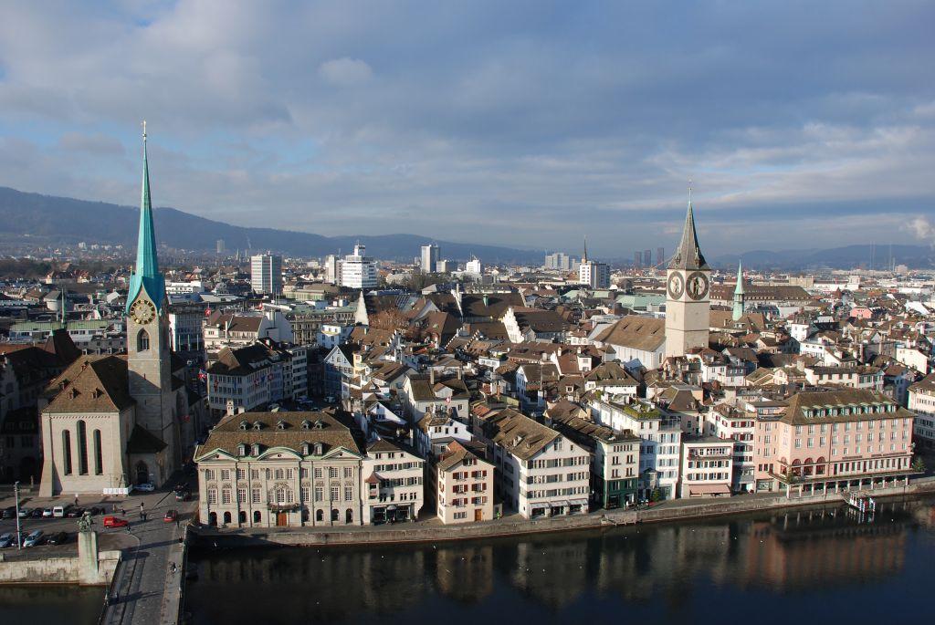 Luxury Places: Zurich The City Of Switzerlandzurich city