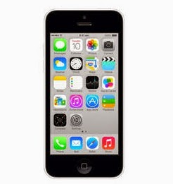 Lowest Price: Apple Iphone 5C 8GB (White) for Rs.21032 Only @ Paytm