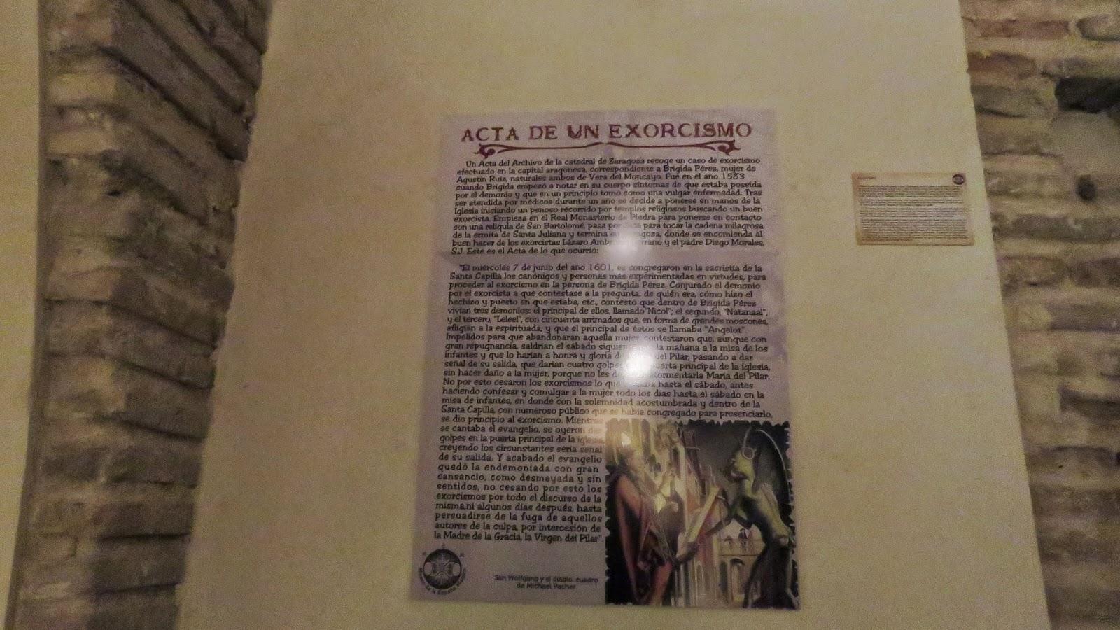 Visitando el museo de la espa a m gica de toledo for Cuarto milenio 467