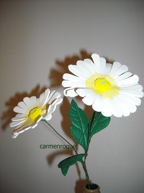 Manualidades De Flores