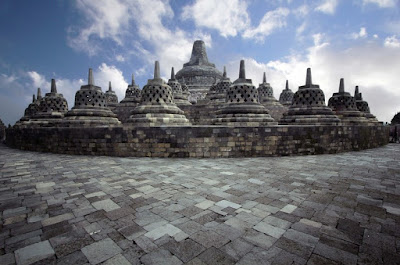 Candi Borobudur Tempat Wisata Candi di Jogja
