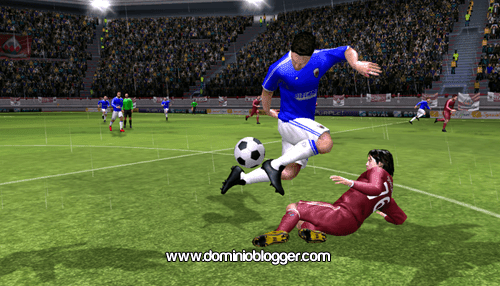 Arma tu equipo y compite en el juego Dream League Soccer