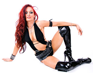 Hot WWE Christy Hemme Images