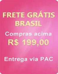 Frete Grátis Acima de R$ 150,00