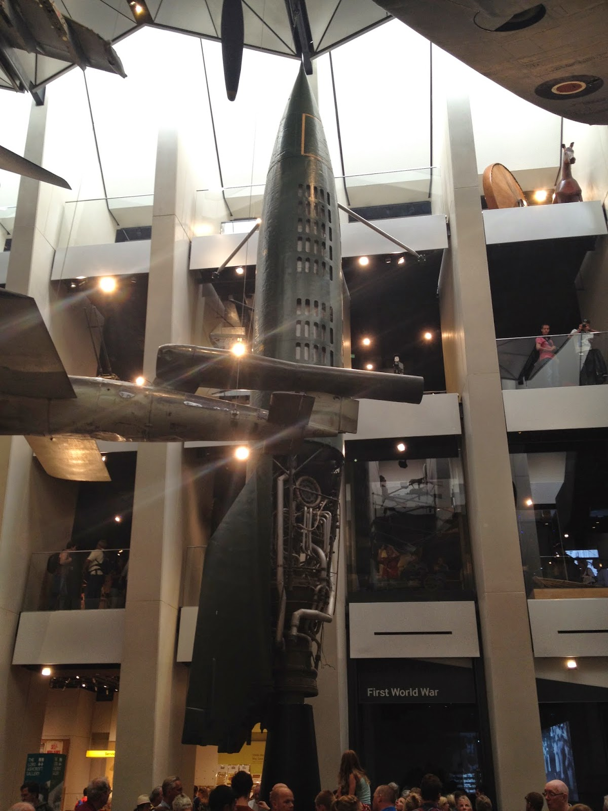 Imperial War Museum (photo credit: http://researchandramblings.blogspot.com/)