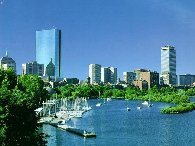 Populares Blog do Facó: CIDADE DE BOSTON – USA TB41