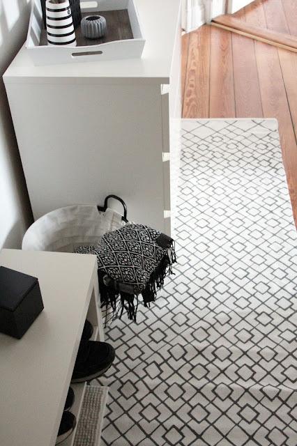 Fleur et Fatale Blog: H&M Home Teppich