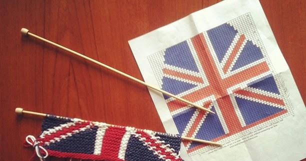 anna knits, etc.: anna knits - union jack tea cosy update 1