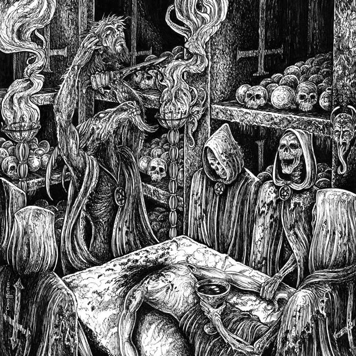 Черные ритуалы сатанинских сексуальных культов 1 фотография