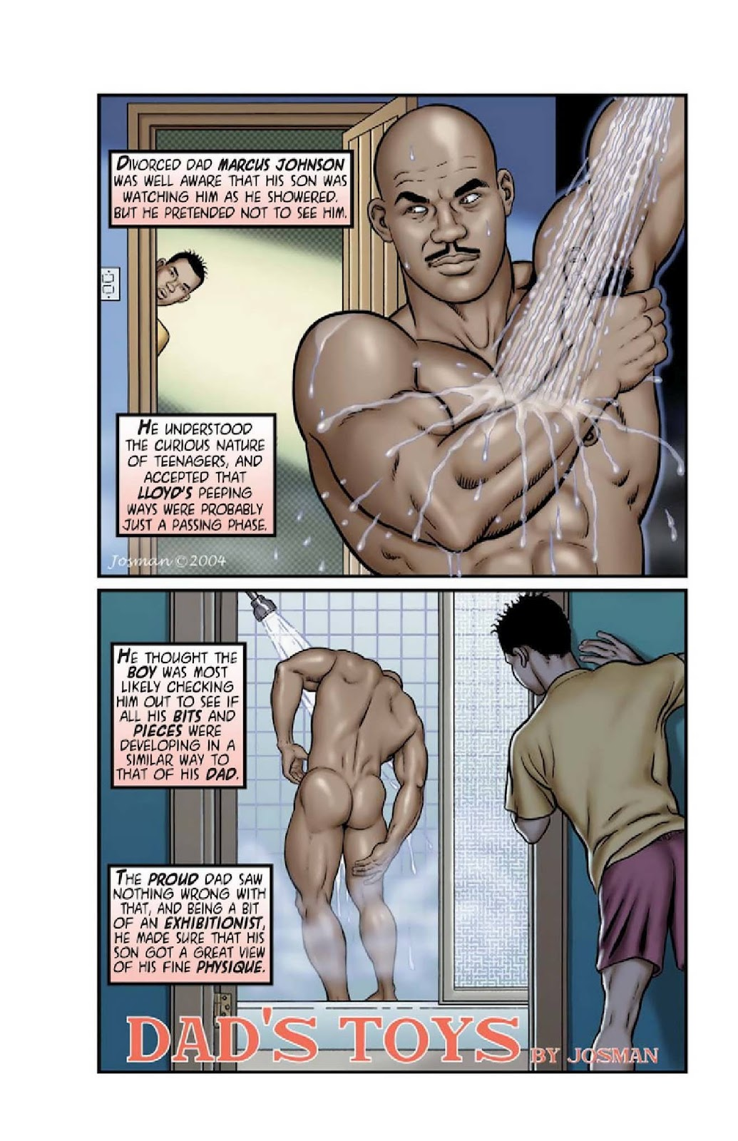 from Maxim xxx gay comics