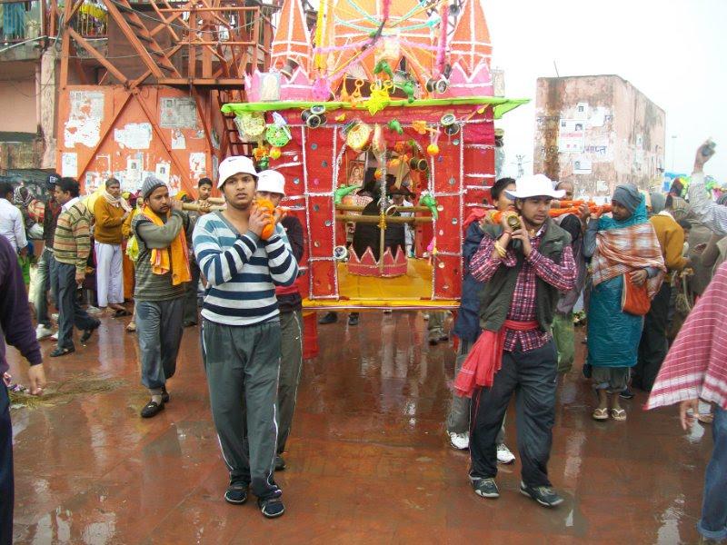 Haridwar To Rampura Phul, Punjab (Bathinda) Paidal Kawad Yatra