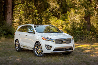 2016 Kia Sorento impresses on multiple levels