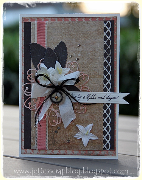 Riddersholm design huntington card for Huntington card designs